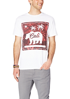 Cali Republic Washed Tee