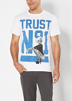 Trust No 1 Marilyn Tee