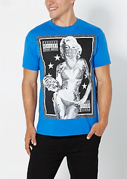 Jewel Heist Marilyn Tee