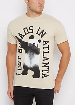 Dabbing Panda Tee