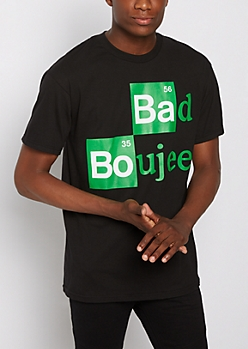 Bad & Boujee Periodic Tee