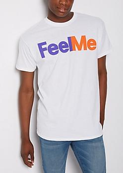 Feel Me Logo Tee