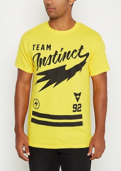 Team Yellow Tee