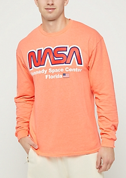 NASA Space Center Tee