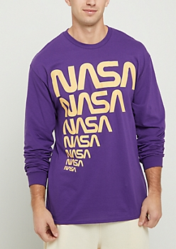 NASA Manual Logo Tee