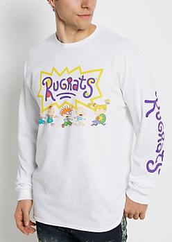 Rugrats Long Sleeve Tee