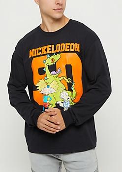 Nickelodeon Toons Jersey Tee