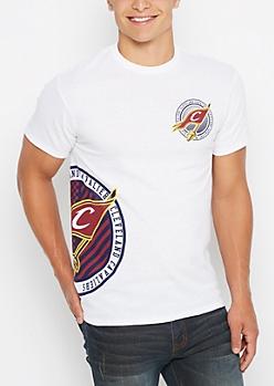 Cleveland Cavaliers Round Emblem Tee