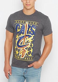 Cleveland Cavs Starry Logo Tee