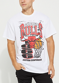 Chicago Bulls 1966 Collage Tee