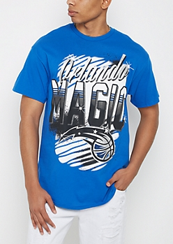 Orlando Magic Airbrushed Tee