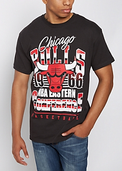 Chicago Bulls 1966 Eastern Conference Tee