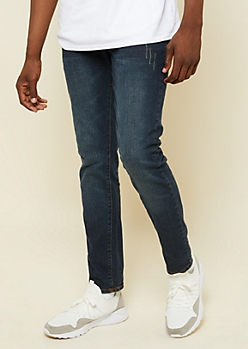 Freedom Flex Dirty Washed Skinny Jean