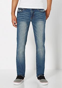 Vintage Wash Skinny Jean
