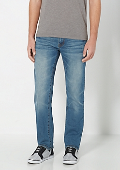 Freedom Flex Vintage Slim Straight Jean