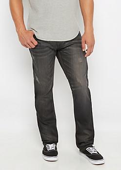 Freedom Flex Vintage Black Slim Jean