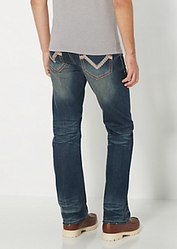 Vintage Nicked Boot Jean
