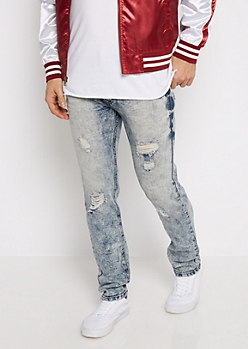 Flex Vintage Destroyed Skinny Jean