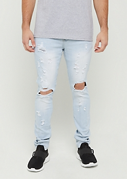 Flex Extreme Ripped Skinny Jean