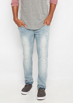 Freedom Flex Ripped Super Skinny Jean