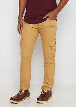 Camel Moto Cargo Slim Jean