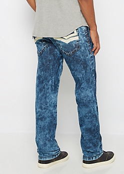 Flex Extreme Wash Relaxed Straight Jean