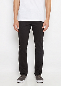 Freedom Flex Black Skinny Pant