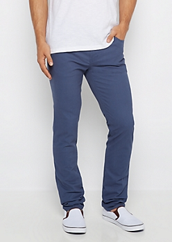 Navy Freedom Flex Skinny Pant