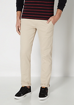 Freedom Flex Khaki Slim Chino