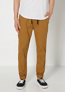 Freedom Flex Camel Stitched Knee Jogger