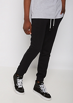 2-Pack Black & Gray Jogger