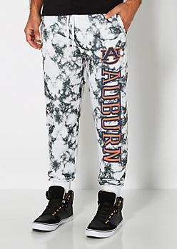 Auburn Tigers Marbled Jogger