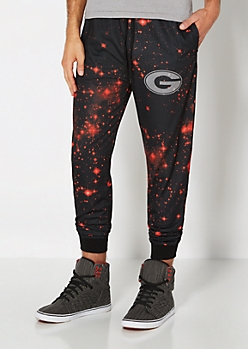 Georgia Bulldogs Galaxy Jogger