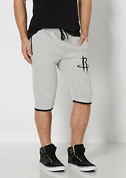 Houston Rockets Zip Pocket Short