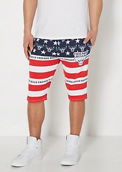 Americana Chicago Bulls Short