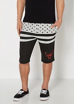 Knit & Jogger Shorts
