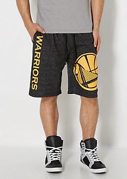 Golden State Warriors Marled Knit Short