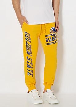 Golden State Warriors Logo Jogger