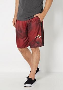 Miami Heat Geo Short