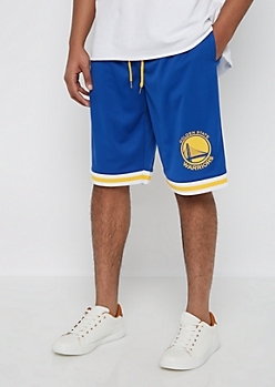 Golden State Warriors Mesh Short