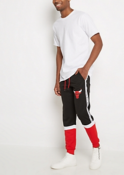 Chicago Bulls Color Block Jogger