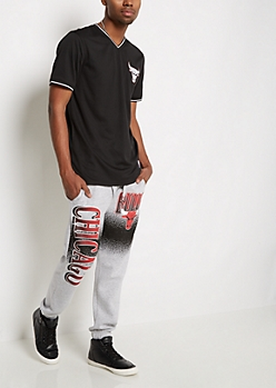 Chicago Bulls Graphics Jogger