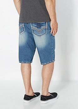 Nicked Vintage Jean Short