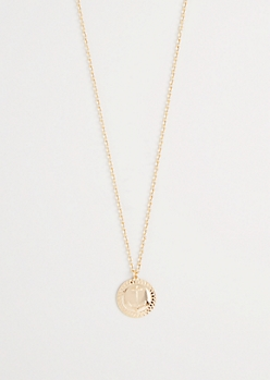 Anchored Down Chain Necklace