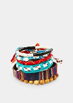 Shell Bracelet Set