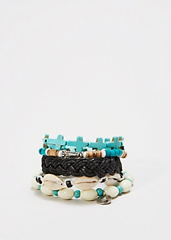Beach Bum Bracelet Set