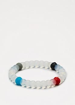 Clear Circle Elements Bracelet