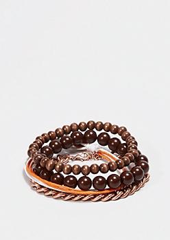 Linked Together Bracelet Set