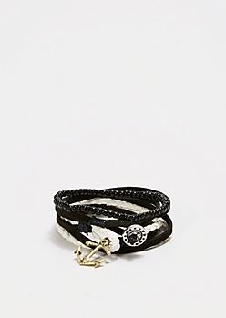 Anchored Down Bracelet Set