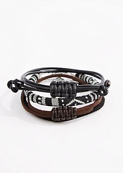 Festival Braided Bracelet Set